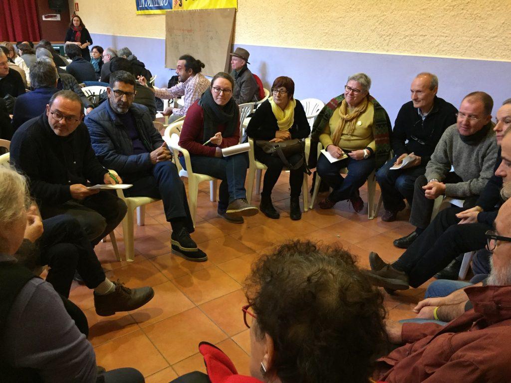 grup de debat gestió interna