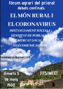 el mon rural i el covid